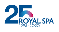Logo ROYAL SPA - 25 let